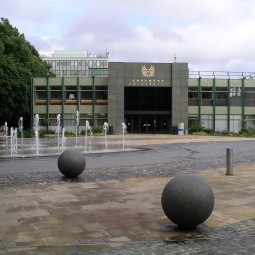 Coventry University, Coventry – one of the leading universities the ECT works with to provide courses in Engineering, Management and Finance.