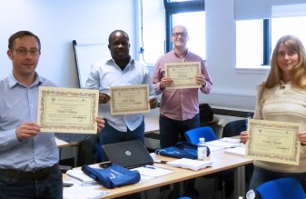 The ECT runs courses in Energy, Marketing and Finance across the UK, in London, Birmingham