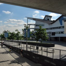 The University of East London, London – one of the leading universities the ECT works with to provide courses in Engineering, Management and Finance.