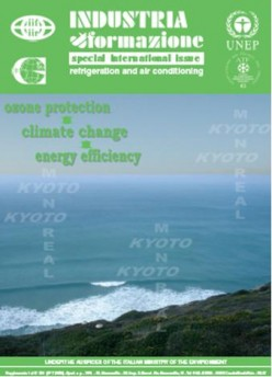 United Nations Environment Programme - who the ECT work with to promote Renewable Energy