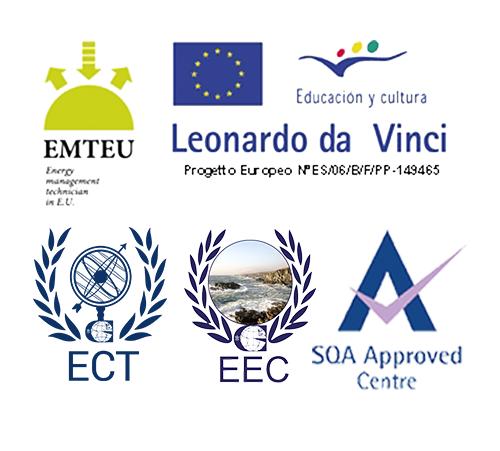 ECT Partners - EMTEU, Leonardo de Vinci, ECT, EEC, SQA