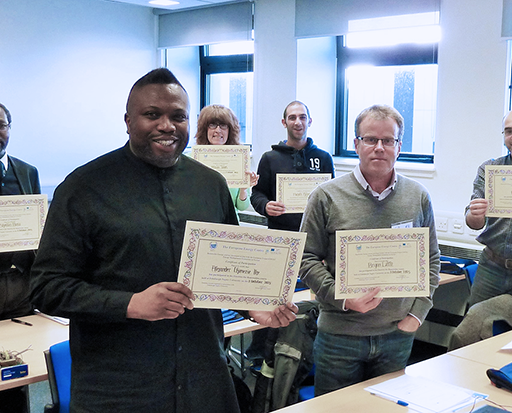 The ECT runs courses in Engineering, Management and Finance across the UK, in Leeds, Edinburgh, Bristol