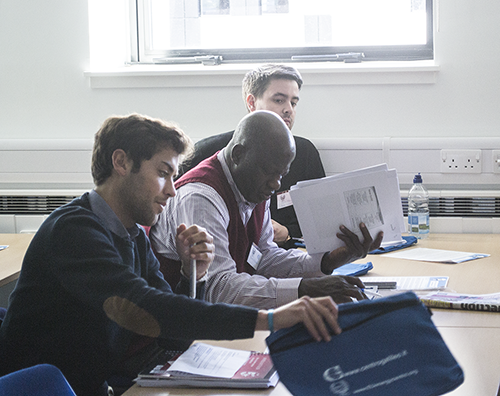 The ECT runs courses in Engineering, Management and Finance across the UK, in Manchester, Edinburgh