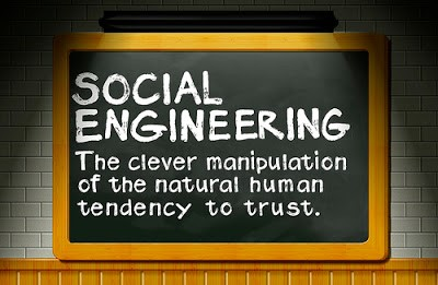 Cyber security social engineering