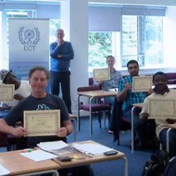 The ECT runs courses in Engineering, Management and Finance across the UK in London, Edinburgh